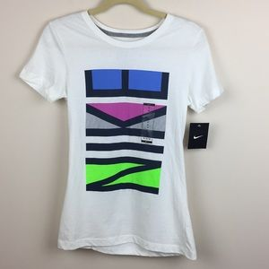 Nike - Slim Fit - Athletic Graphic T-Shirt